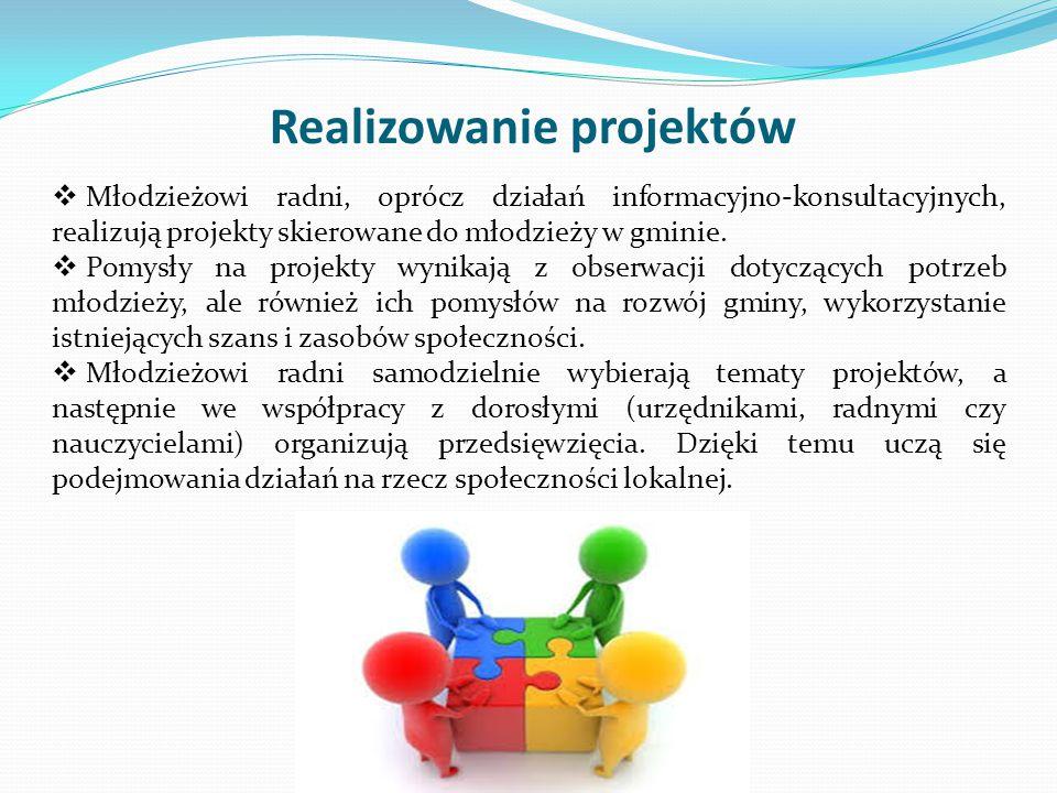 Realizowanie projektów
