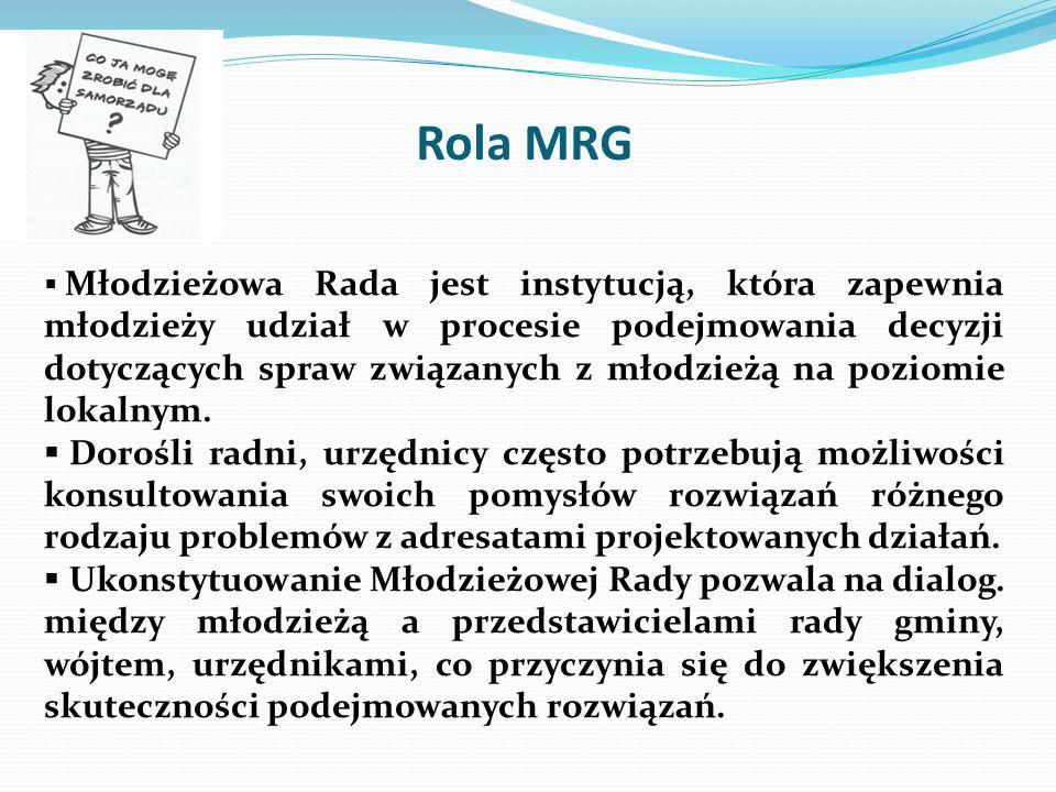 Rola MRG