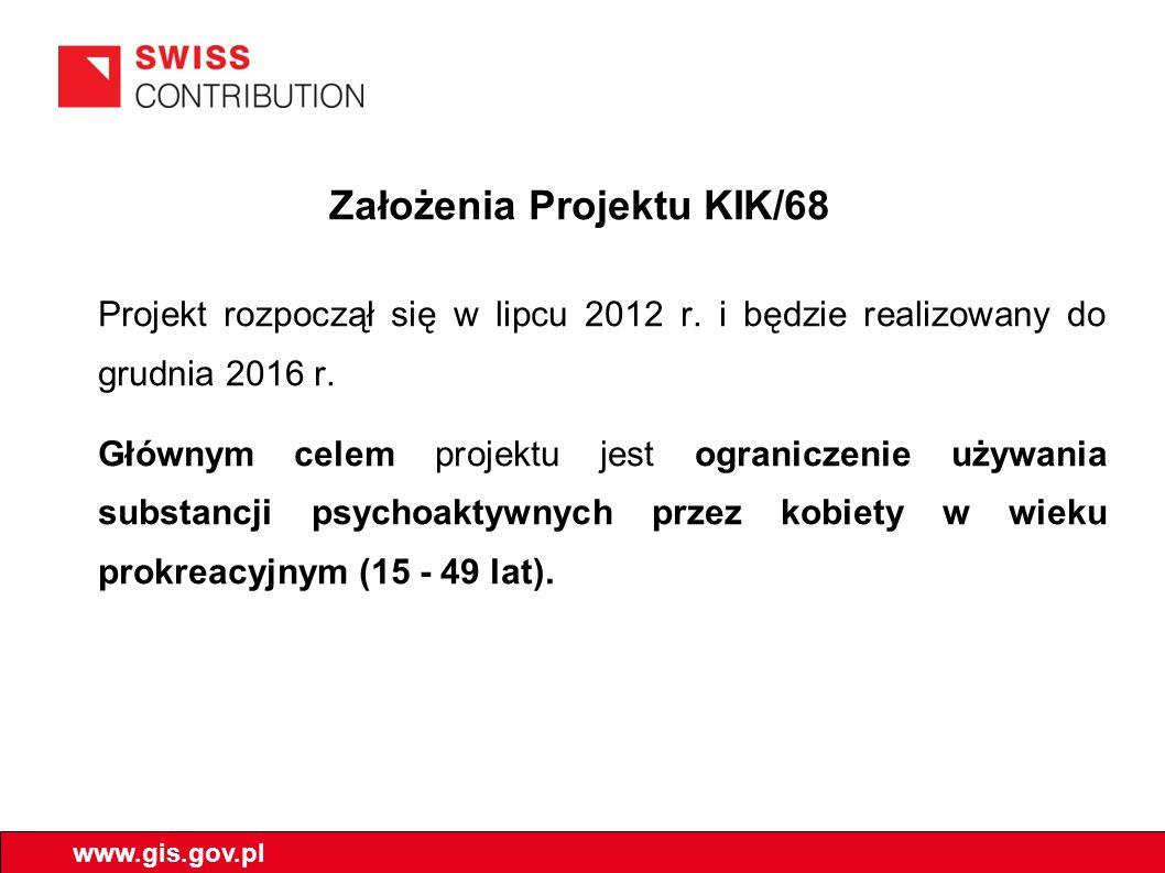 Założenia Projektu KIK/68