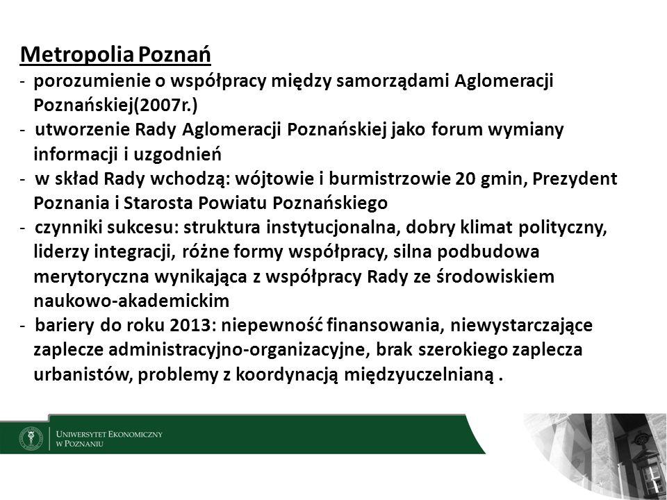 Metropolia Poznań Poznańskiej(2007r.)