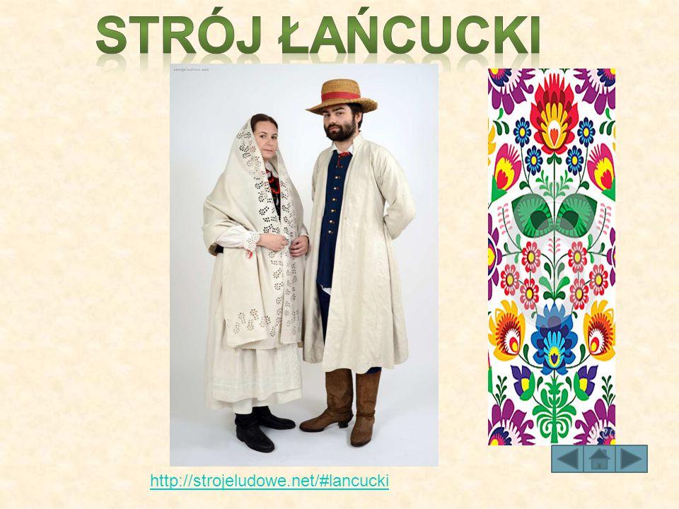STRÓJ ŁAŃCUCKI http://strojeludowe.net/#lancucki