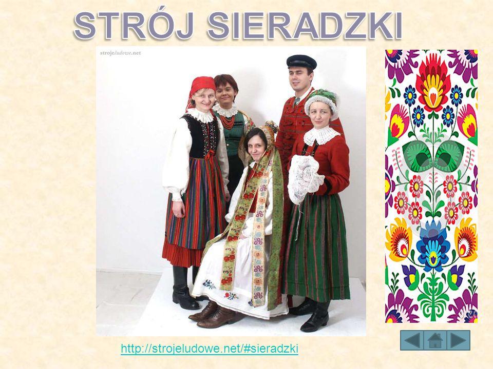 STRÓJ SIERADZKI http://strojeludowe.net/#sieradzki