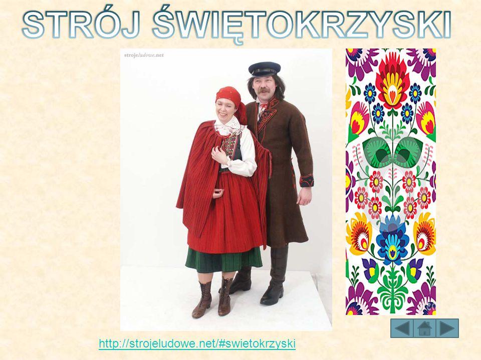 STRÓJ ŚWIĘTOKRZYSKI http://strojeludowe.net/#swietokrzyski