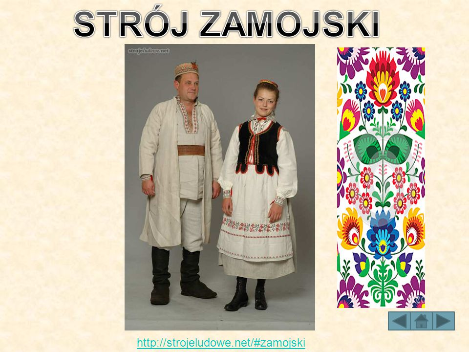 STRÓJ ZAMOJSKI http://strojeludowe.net/#zamojski