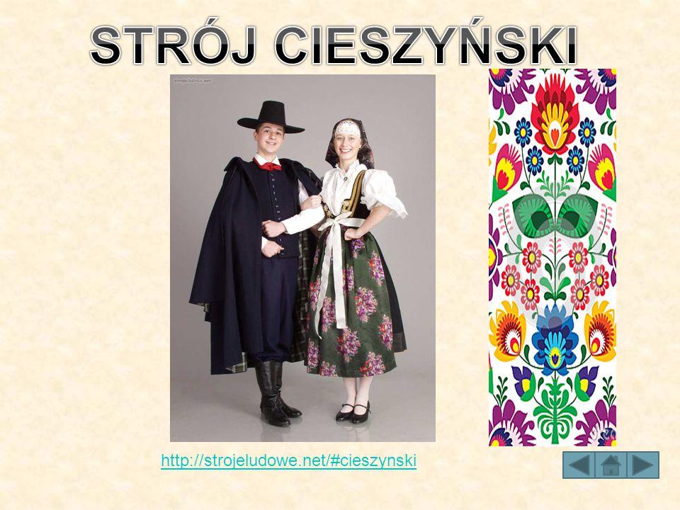 STRÓJ CIESZYŃSKI http://strojeludowe.net/#cieszynski