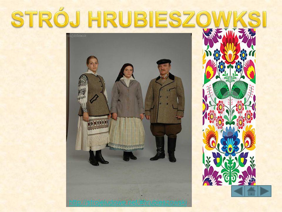 STRÓJ HRUBIESZOWKSI http://strojeludowe.net/#hrubieszowski