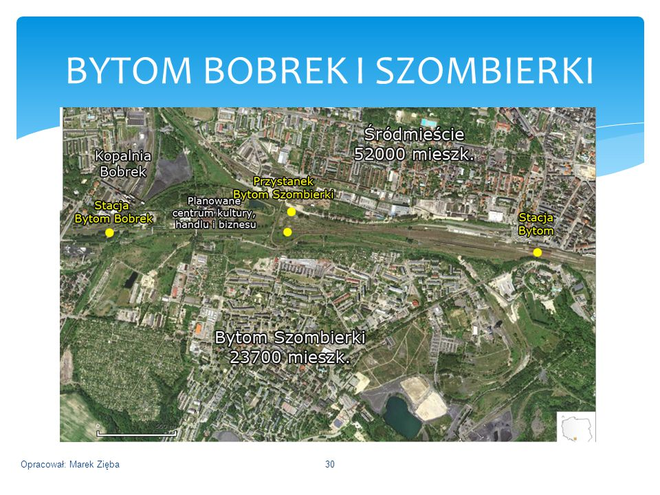 BYTOM BOBREK I SZOMBIERKI