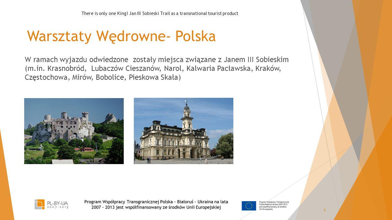 Warsztaty Wędrowne- Polska