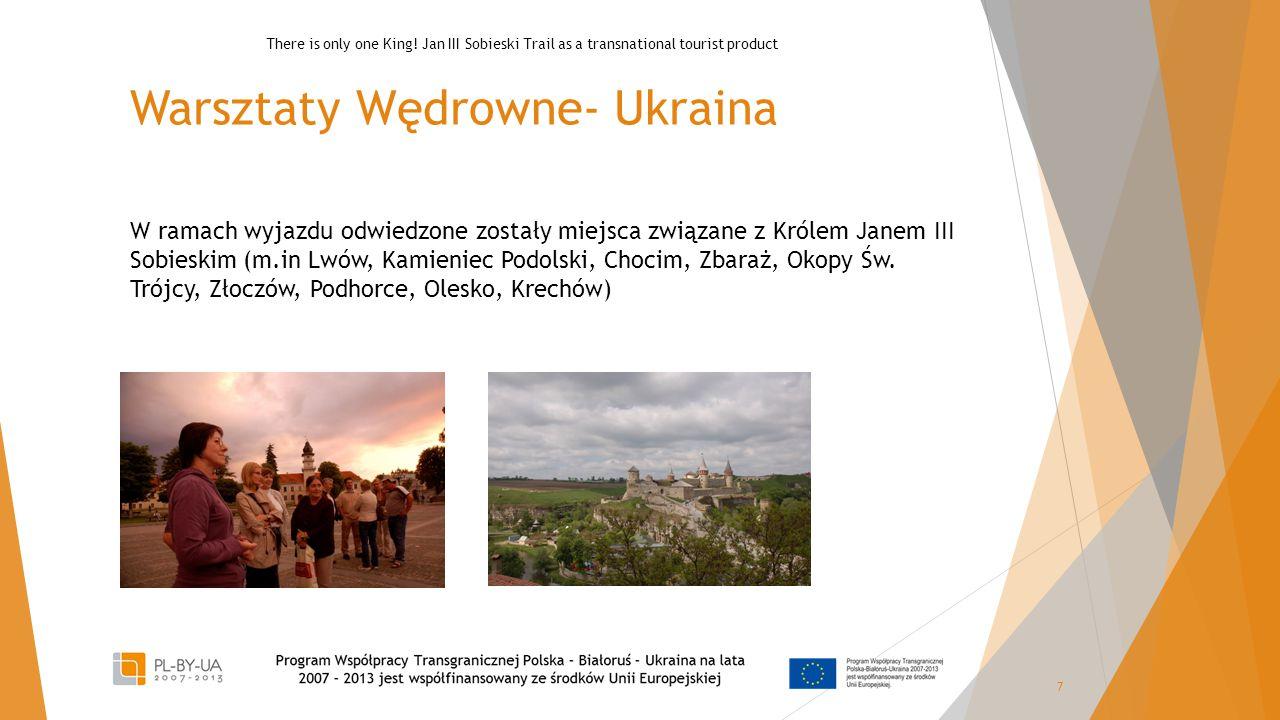 Warsztaty Wędrowne- Ukraina