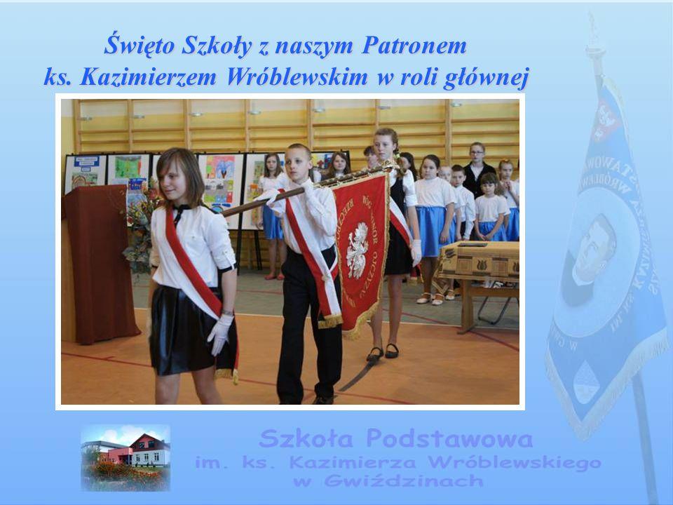 Święto Szkoły z naszym Patronem ks