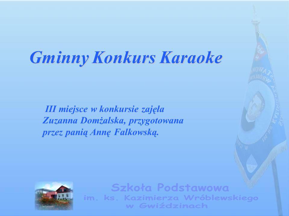 Gminny Konkurs Karaoke