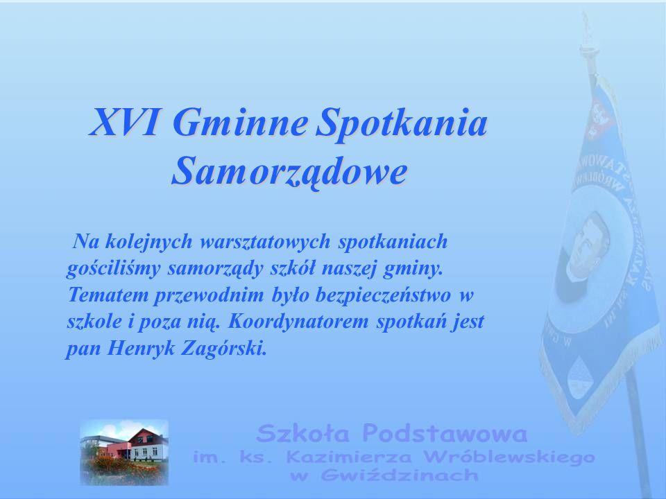 XVI Gminne Spotkania Samorządowe