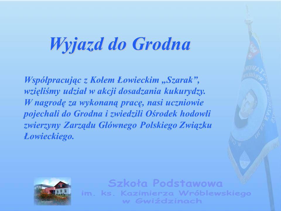 Wyjazd do Grodna