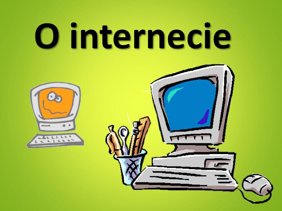 O internecie