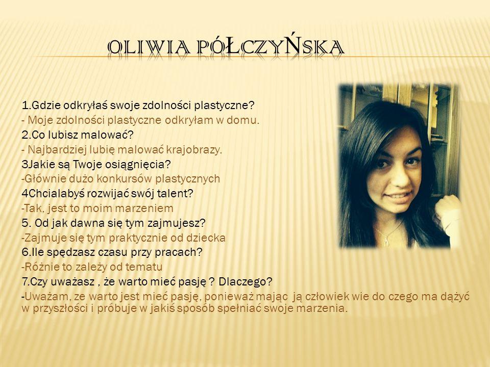 Oliwia Półczyńska