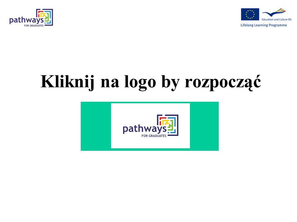 Kliknij na logo by rozpocząć