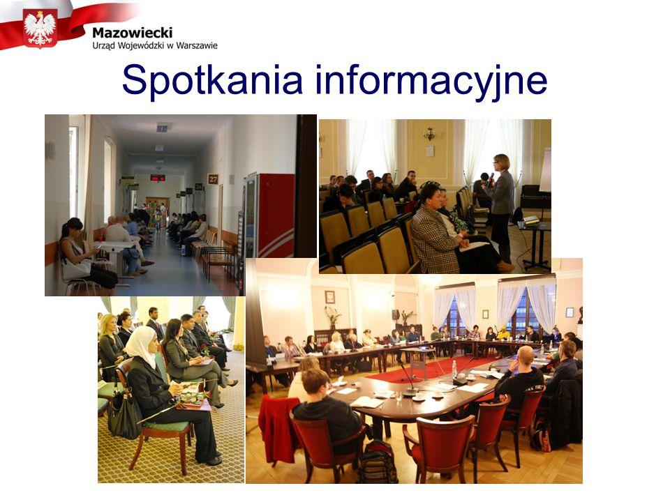 Spotkania informacyjne