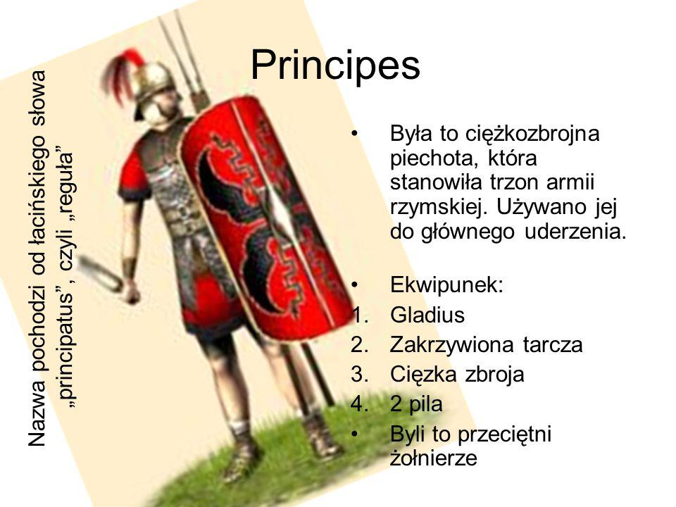 """Nazwa pochodzi od łacińskiego słowa """"principatus , czyli """"reguła"""