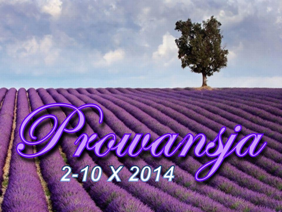 Prowansja 2-10 X 2014