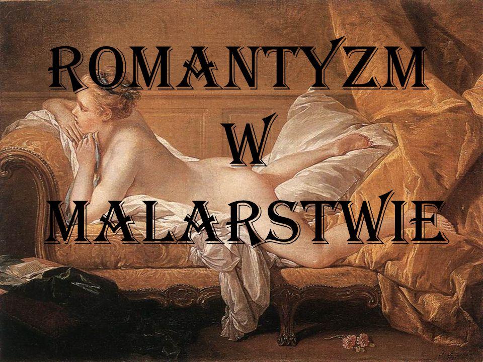 Romantyzm w malarstwie