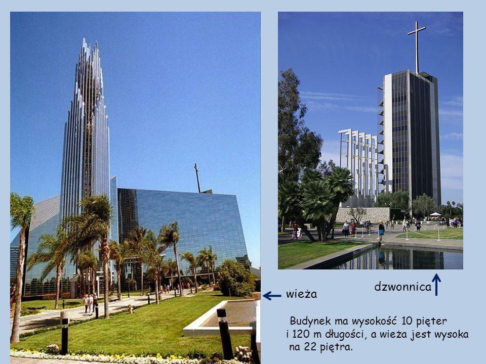 Budynek ma wysokość 10 pięter
