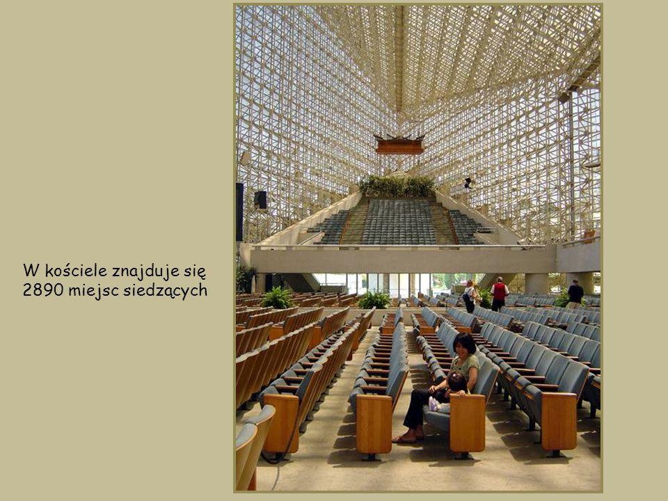 W kościele znajduje się