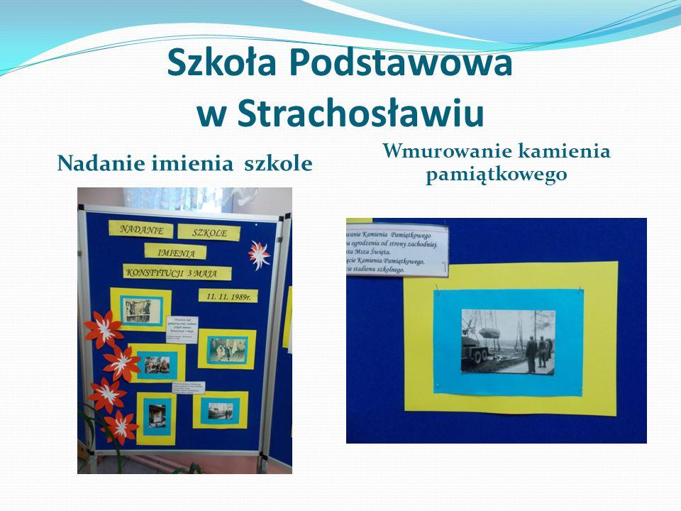 Szkoła Podstawowa w Strachosławiu