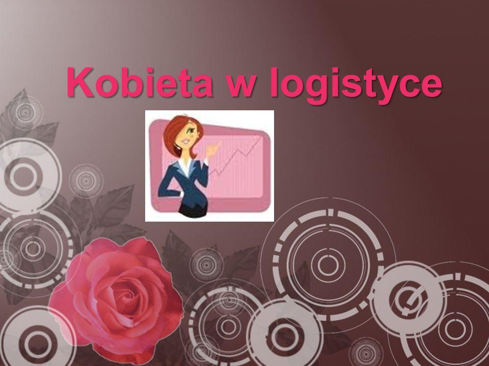 Kobieta w logistyce