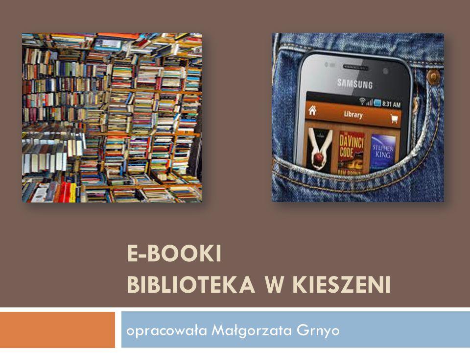 E-booki biblioteka w kieszeni