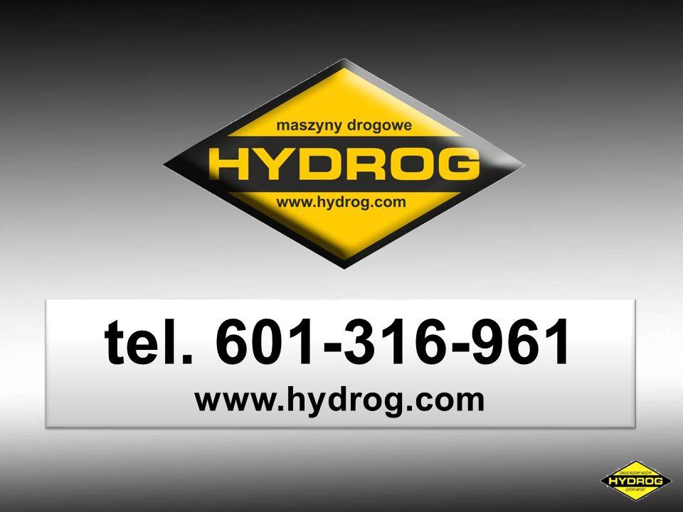 tel. 601-316-961 www.hydrog.com