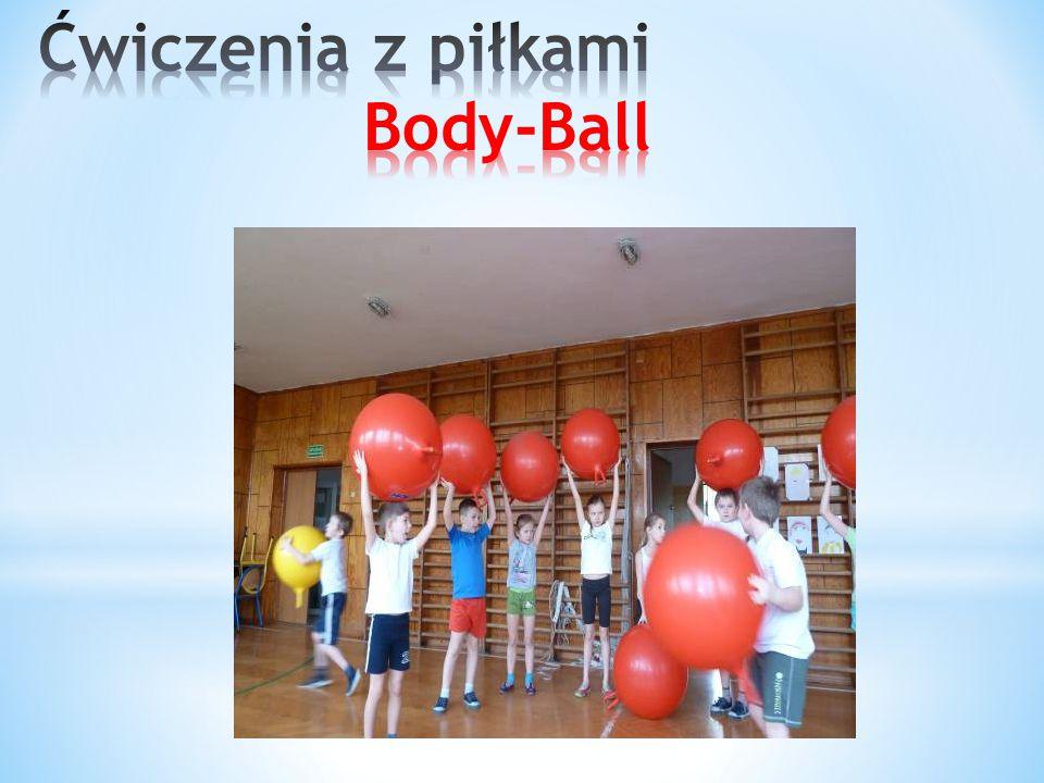 Ćwiczenia z piłkami Body-Ball
