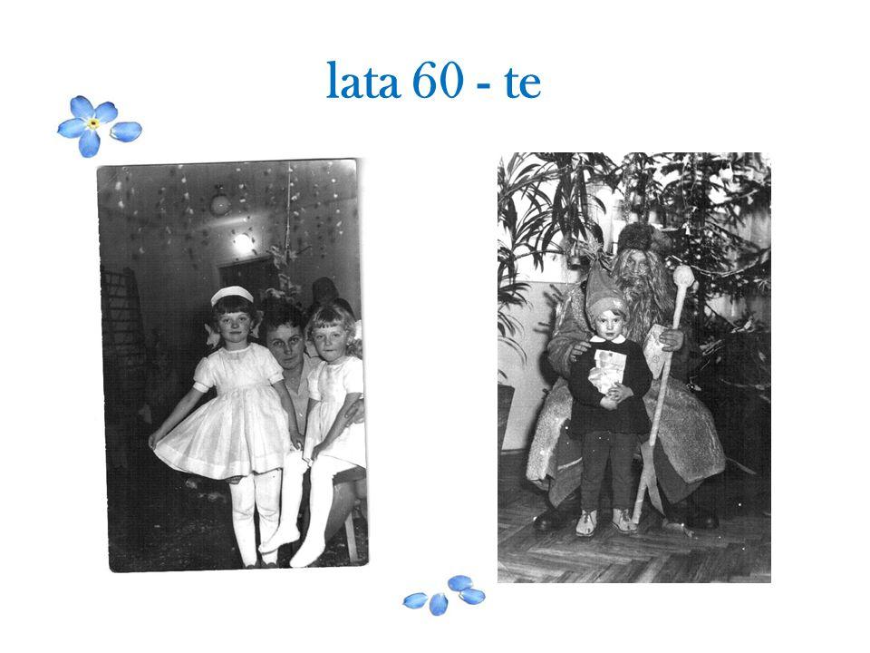 lata 60 - te