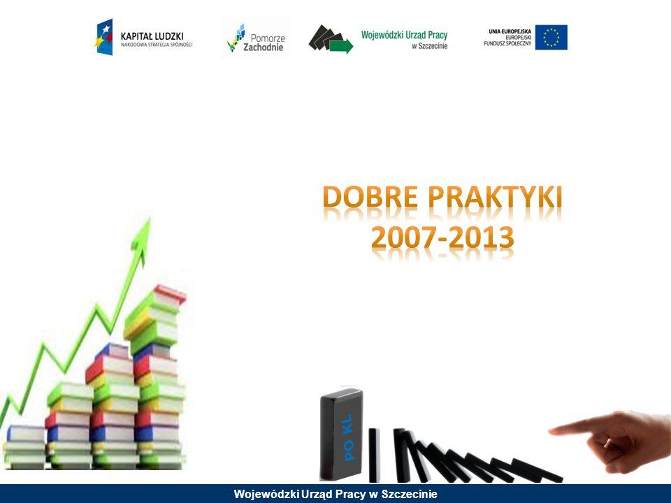 Dobre praktyki 2007-2013 PO KL