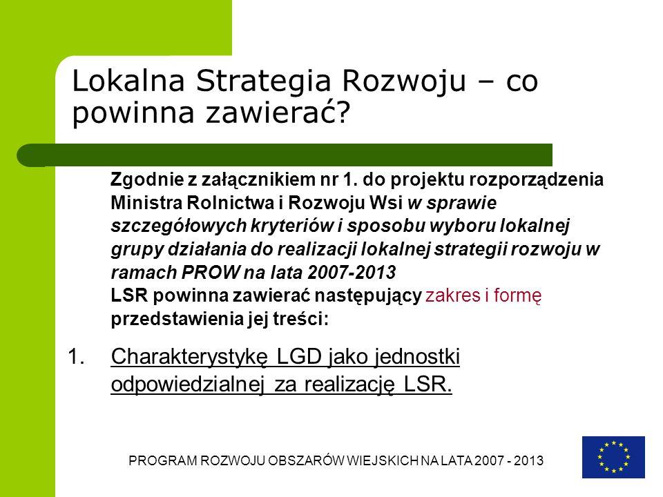 Lokalna Strategia Rozwoju – co powinna zawierać