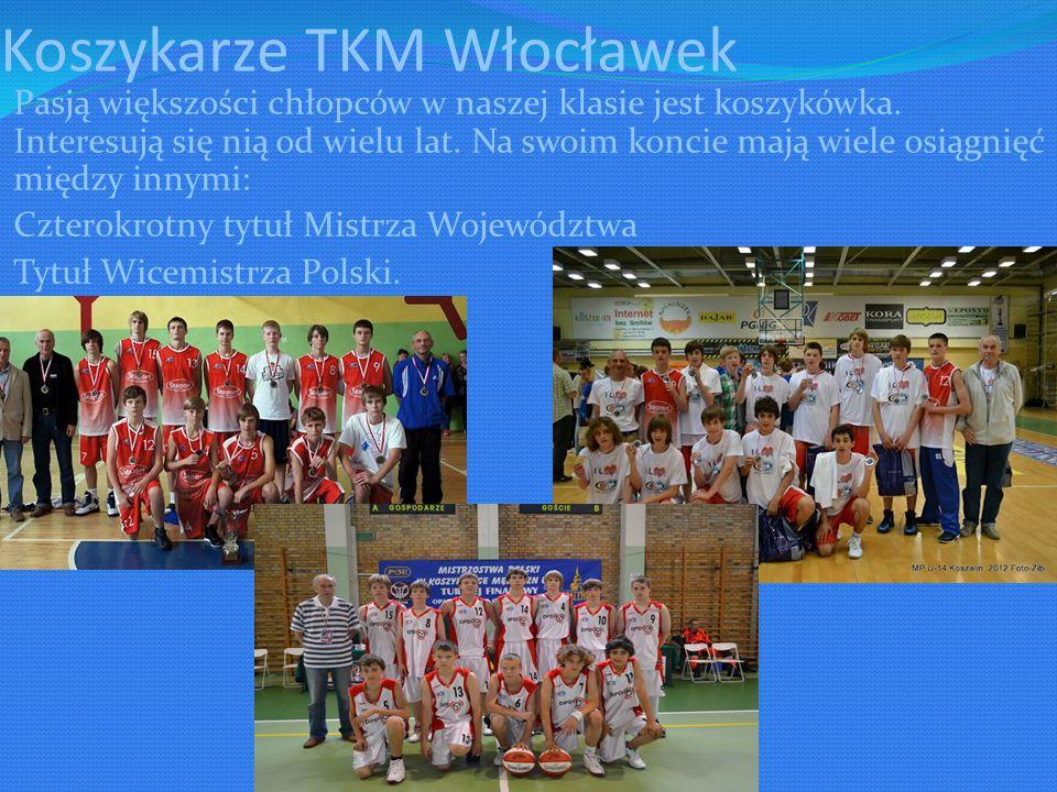 Koszykarze TKM Włocławek