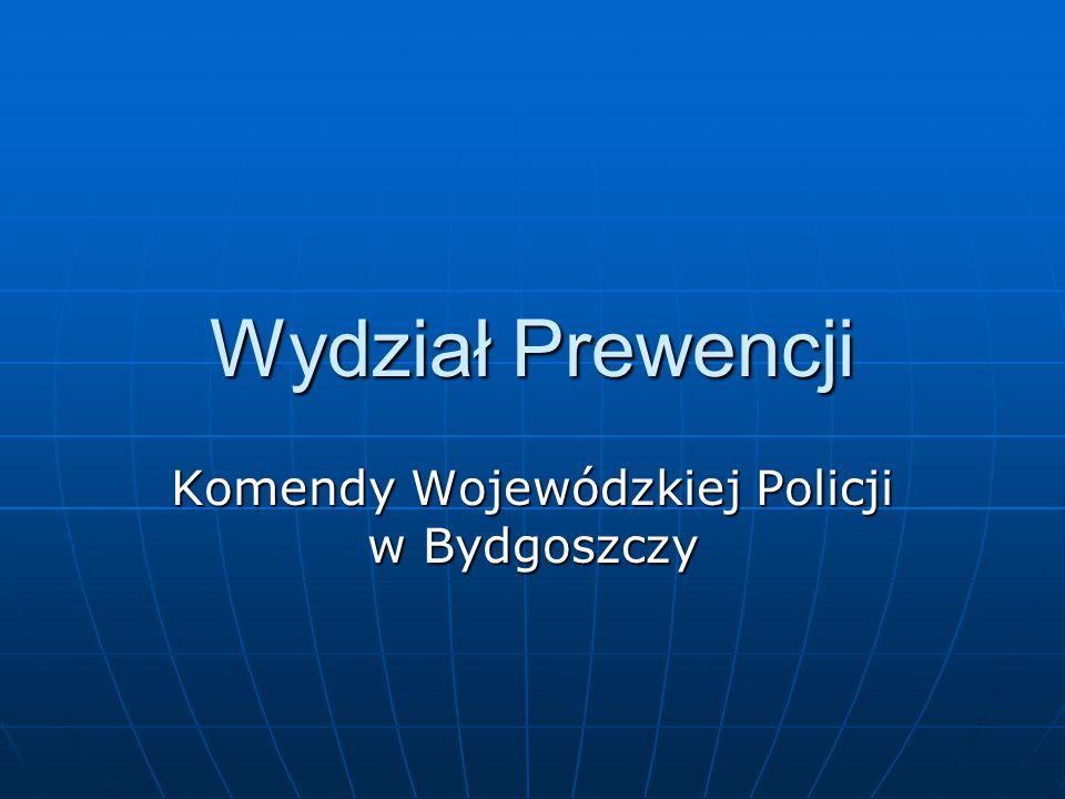 Komendy Wojewódzkiej Policji w Bydgoszczy