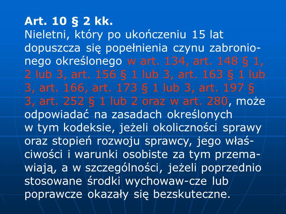 Art. 10 § 2 kk.
