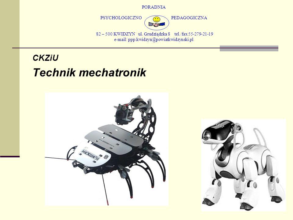 Technik mechatronik CKZiU