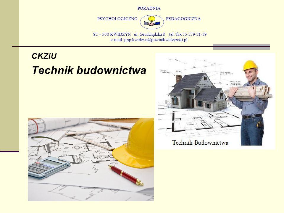 Technik budownictwa CKZiU