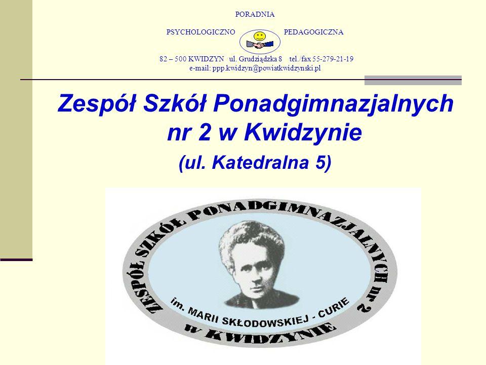 Zespół Szkół Ponadgimnazjalnych nr 2 w Kwidzynie