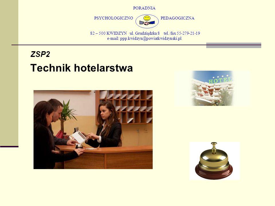 Technik hotelarstwa ZSP2