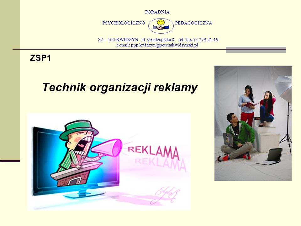 Technik organizacji reklamy