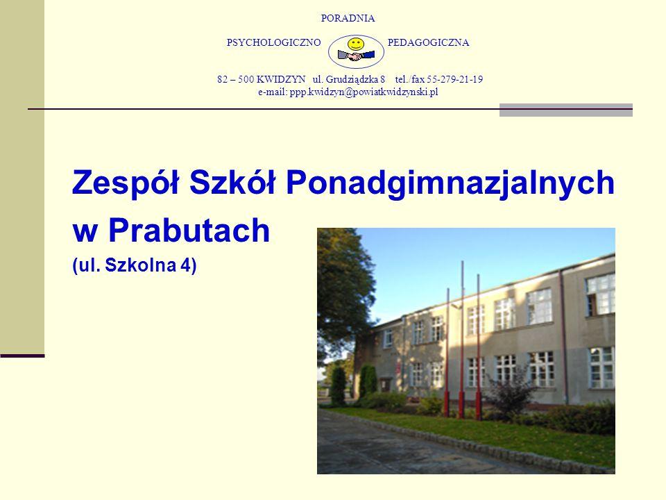 Zespół Szkół Ponadgimnazjalnych w Prabutach