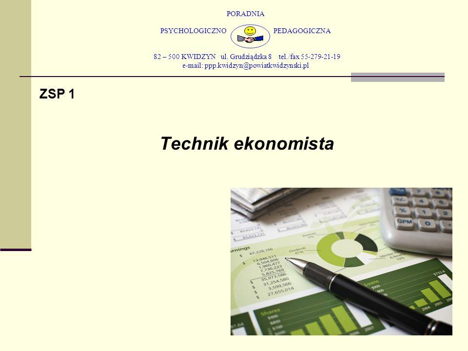 Technik ekonomista ZSP 1