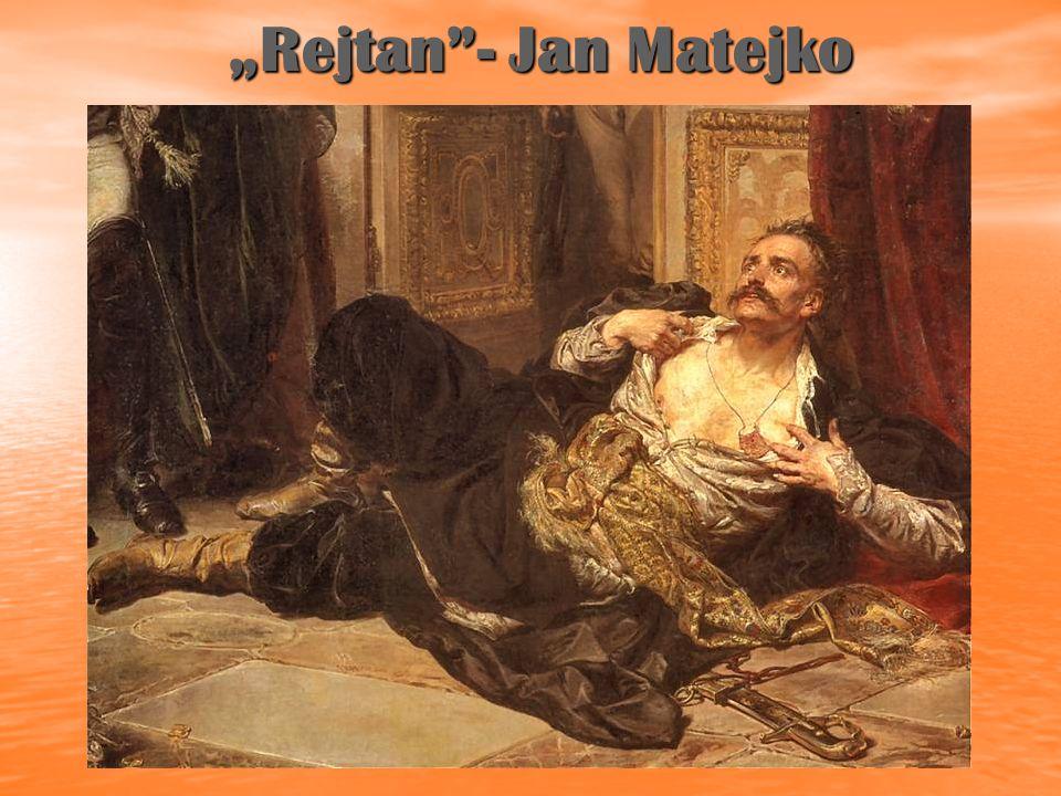 """""""Rejtan - Jan Matejko"""