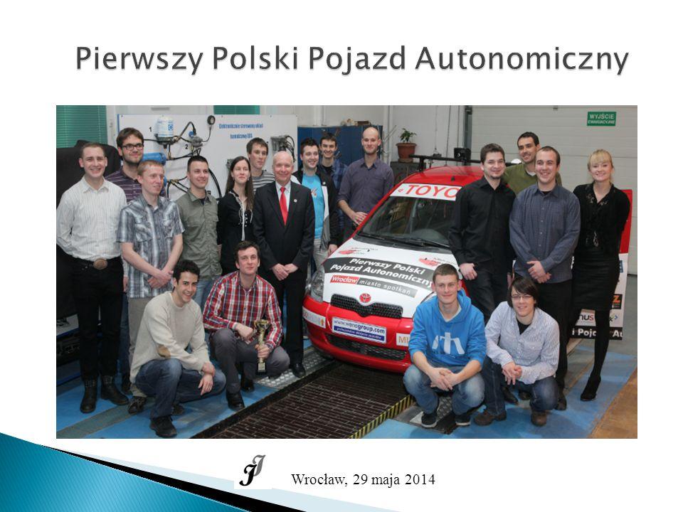 Pierwszy Polski Pojazd Autonomiczny