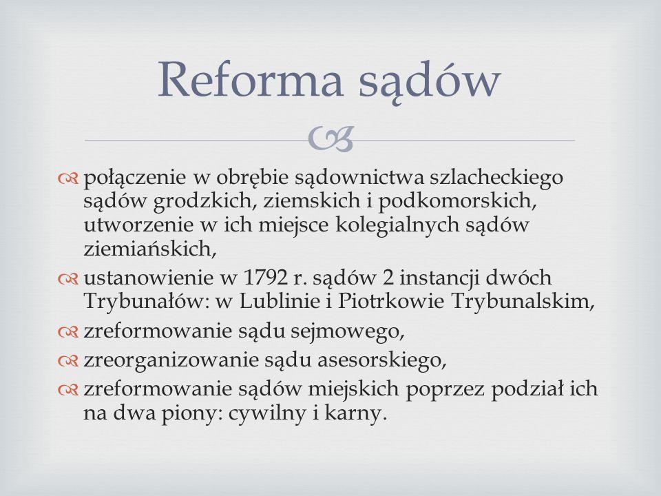 Reforma sądów