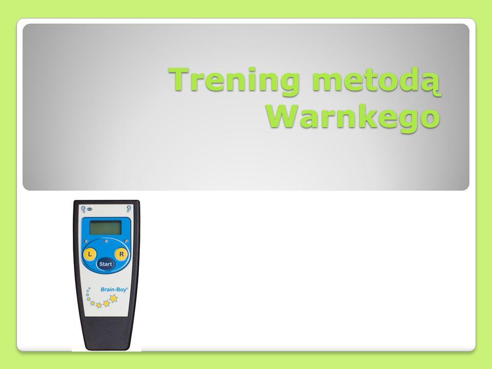 Trening metodą Warnkego