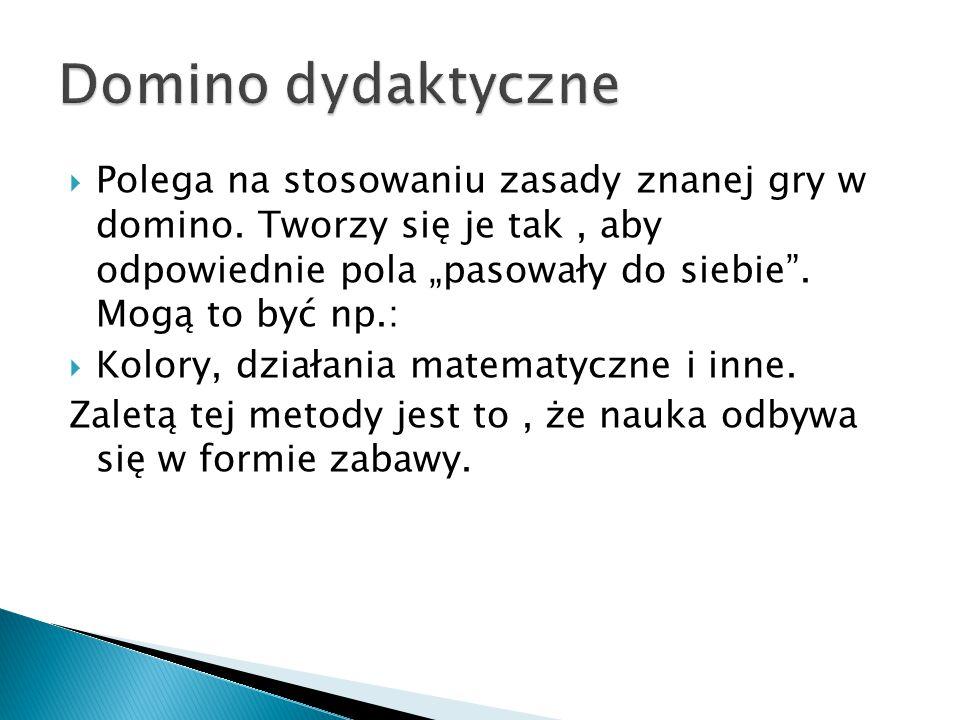 Domino dydaktyczne