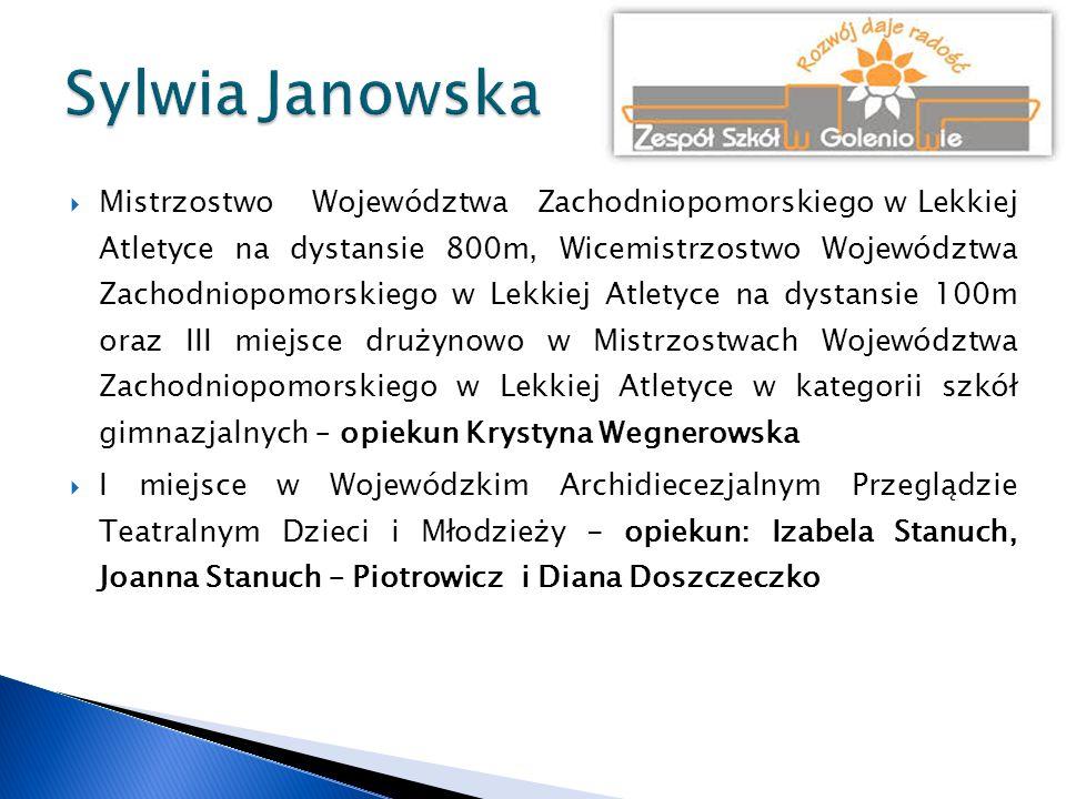 Sylwia Janowska